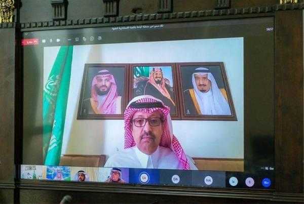 أمير الباحة يرأس الاجتماع الأول للهيئة الاستشارية الصحية بالمنطقة