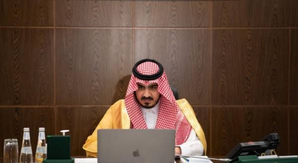 نائب أمير مكة يرأس اجتماع اللجنة التنفيذية للجنة الحج المركزية