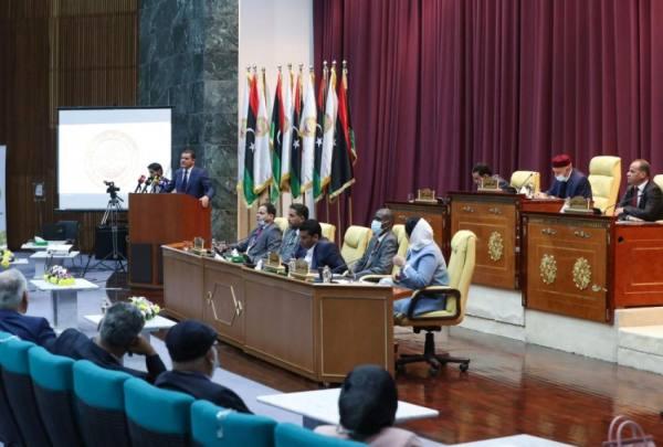 ليبيا.. البرلمان يمنح حكومة الدبيبة الثقة ممهدًا الطريق نحو الانتخابات