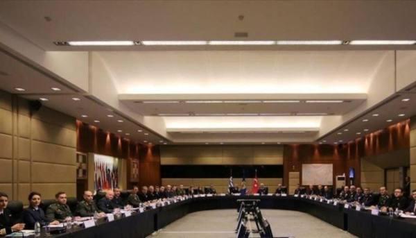 16 مارس.. جولة جديدة من المحادثات اليونانية - التركية