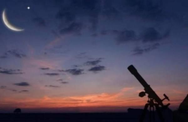 مركز الفلك الدولي يعلن غرة شهر شعبان