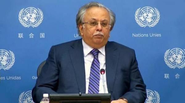 المعلمي لمجلس الأمن: ميليشيات الحوثي وراء أزمة النزوح باليمن