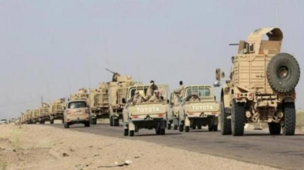 الجيش اليمني  يتقدم غربي تعز