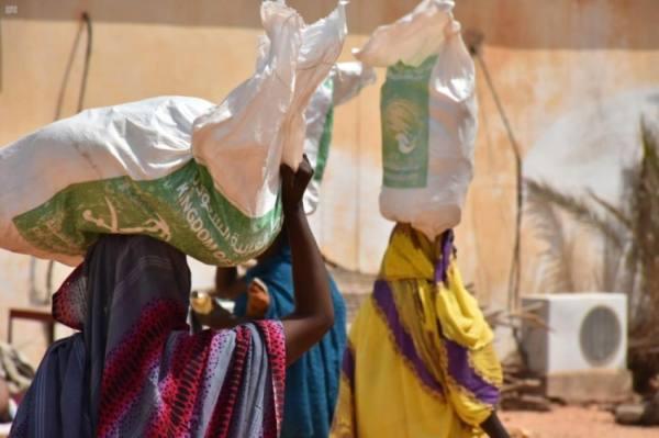 الاستجابة الإنسانية للسعودية ساهمت في تخفيف الجوع بالعديد من الدول