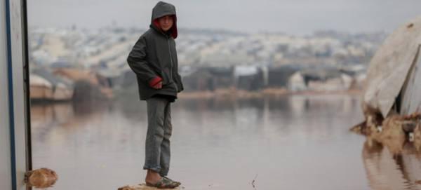 اليونيسف: 90% من الأطفال السوريين في حاجة إلى المساعدة