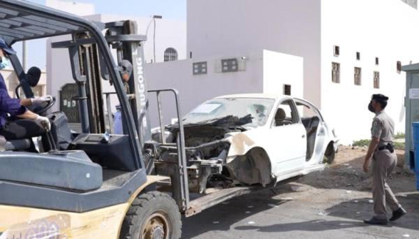 أمانة جدة تطلق خدمة إستعادة المركبة المهملة عبر منصة