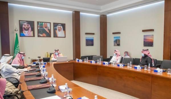 عبدالعزيز بن سعد: تأسيس شركة أمانة حائل خطوة مهمة لنقلة نوعية في الخدمات بالمنطقة