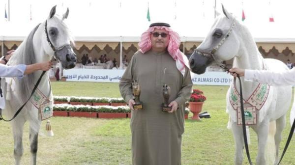 اختتام بطولات الخيل السعودية للموسم الحالي بكأس المؤسس