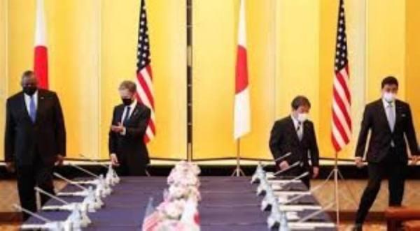 أمريكا واليابان تحذران من سلوك الصين «مزعزع للاستقرار»