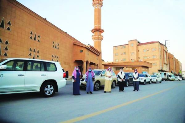 رصد 2104 مساجد تراخت في تطبيق الإجراءات الاحترازية