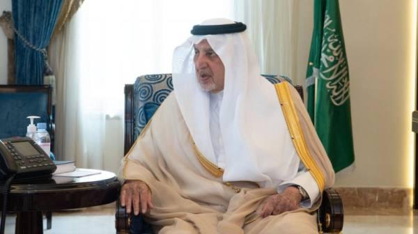 أمير مكة ونائبه يستقبلان قائد قاعدة الملك عبدالله الجوية بالقطاع الغربي