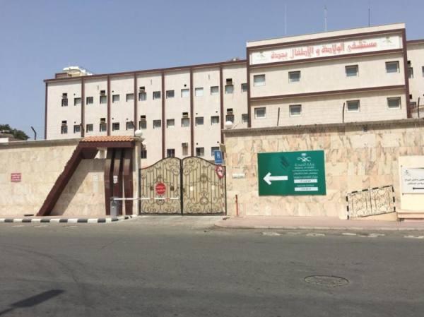 مركز اللقاحات بمستشفى الولادة بالمساعدية