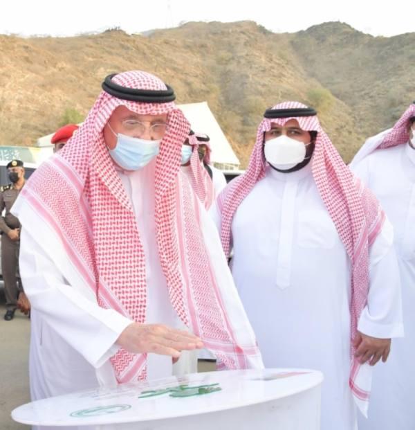 أمير جازان يفتتح مهرجان البن ويدشن مشروعات تنموية في محافظة الداير بأكثر من 182 مليونًا