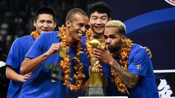 الصين تؤكد انسحاب نادي جيانجسو من دوري الأبطال
