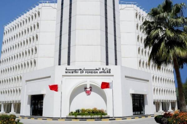 البحرين تدين وتستنكر بشدة استهداف مصفاة الرياض