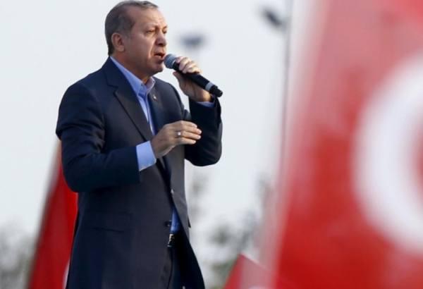 بروكسل تدعو إردوغان إلى إعادة بناء الثقة مع الاتحاد الأوروبي