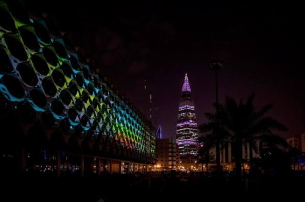 نور الرياض.. الحدث العالمي يضيء إبداعًا