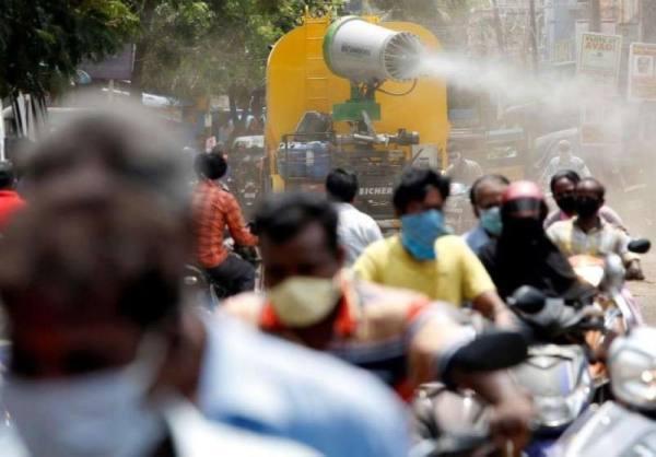 الهند تسجل 40953 إصابة جديدة بفيروس كورونا
