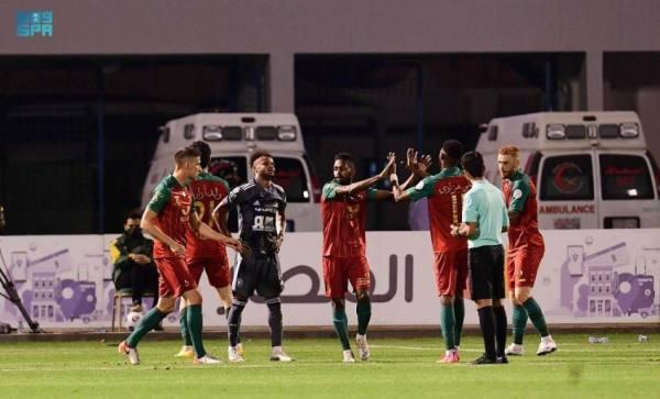 الإتفاق يتغلب على الفيصلي في دوري كأس الأمير محمد بن سلمان للمحترفين