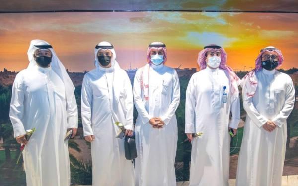 بعثة منتخب الكويت تصل الرياض لمواجهة المنتخب السعودي ودياً