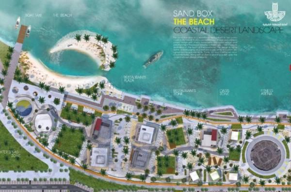 عقد استثماري لتطوير مساحة 20 ألف متر بكورنيش الخبر الشمالي