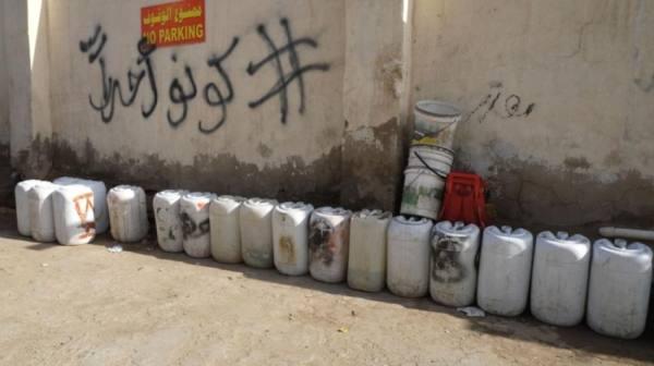 عمالة مخالفة تستخدم مياه المنازل والمساجد لغسيل المركبات