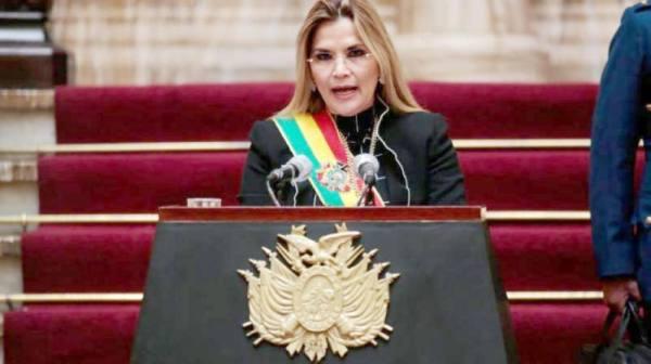 بوليفيا.. تمديد حبس الرئيسة السابقة احتياطيا