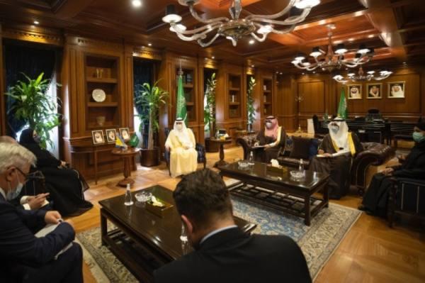 الجبير يستعرض مع وزيرة خارجية البوسنة والهرسك العلاقات الثنائية
