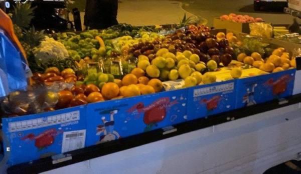 أمانة العاصمة المقدسة تصادر 5 أطنان من الخضروات والفواكه