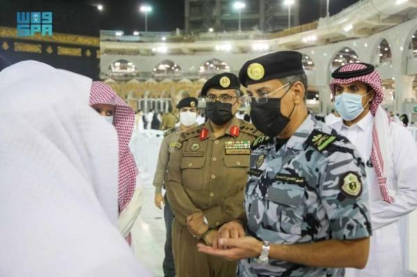 السديس يشيد بجهود قوات أمن الحج والعمرة في خدمة ضيوف الرحمن