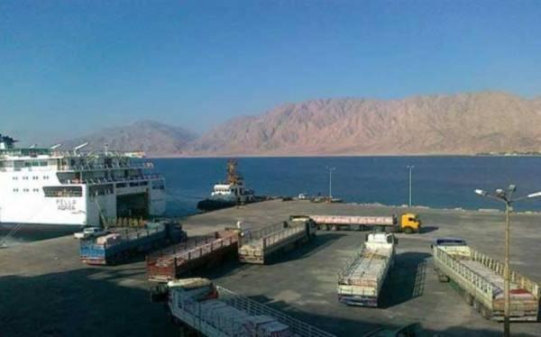 إغلاق ميناء شرم الشيخ لسوء الأحوال الجوية