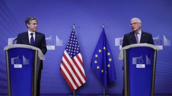 بلينكن: توافق مع أوروبا لمنع إيران من امتلاك سلاح النووي