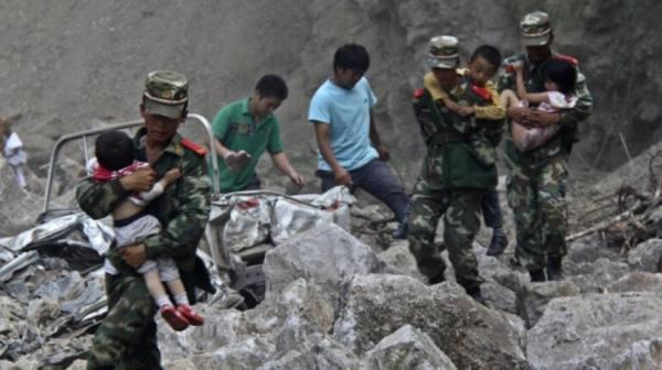 مصرع 3 أشخاص جراء زلزال شمال غربي الصين