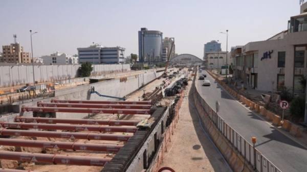 188 يوما للانتهاء من مشروع نفق تقاطع التحلية مع المدينة بجدة