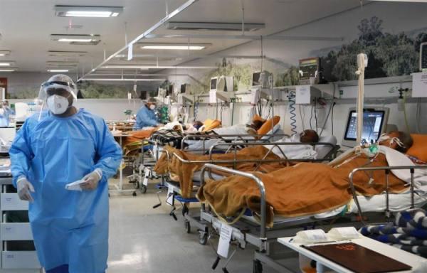 البرازيل تسجّل 3,251 وفاة بالفيروس خلال 24 ساعة