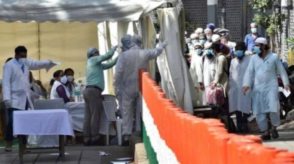 الهند : أعلى إصابات يومية بكورونا والحصيلة تتجاوز 11 مليون