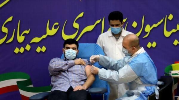 إيران : الوعد 2.8 مليون جرعة.. الواقع 420 ألف