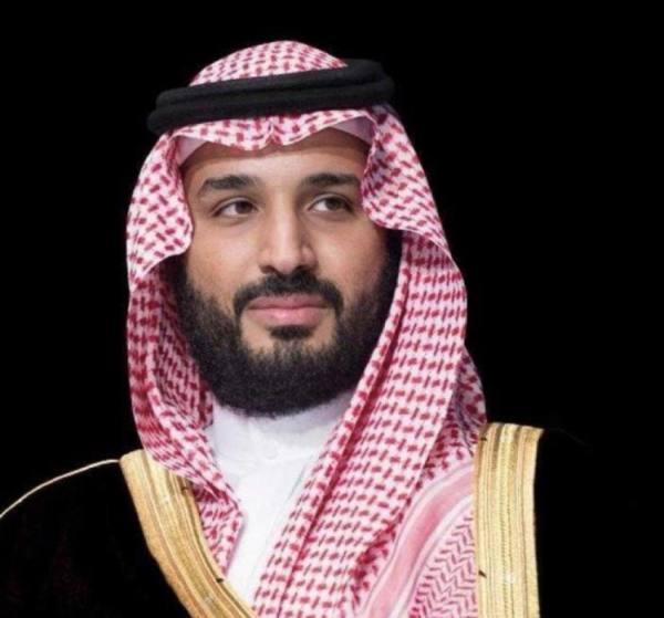 ولي العهد يعزي حاكم دبي في وفاة الشيخ حمدان بن راشد آل مكتوم