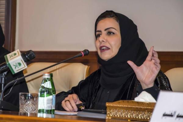 هلا التويجري: المملكة اتخذت التدابير التشريعية والإجرائية التي تكفل حماية حقوق المرأة