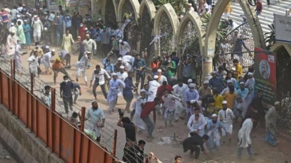 5 قتلى في بنغلادش خلال احتجاجات على زيارة رئيس وزراء الهند