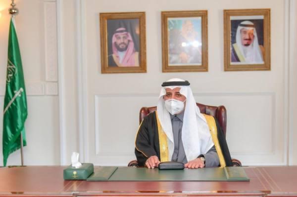 أمير تبوك ينوه بمبادرتي السعودية الخضراء والشرق الأوسط الأخضر