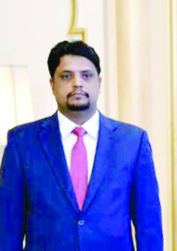 وزير الكهرباء اليمنى