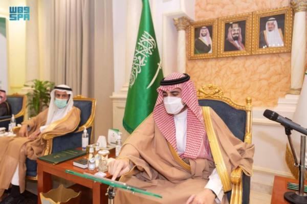 أمير الجوف يدشن ويؤسس مشروعات صحية بـ 79 مليون ريال