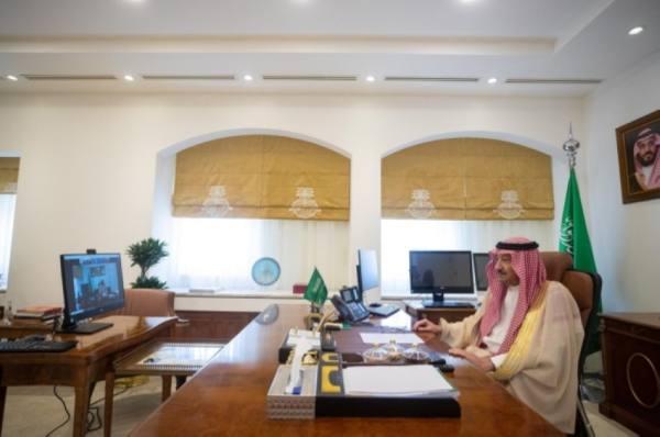 الخريجي: مبادرتا السعودية الخضراء والشرق الأوسط الأخضر تهدفان إلى حماية الأرض والطبيعة