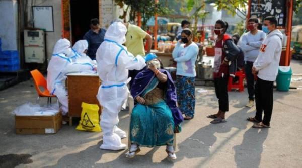 الهند تسجل أكثر من  81 ألف إصابة جديدة بكورونا خلال 24 ساعة