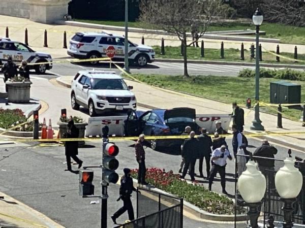 واشنطن..مقتل منفذ هجوم الكابيتول وعنصر شرطة