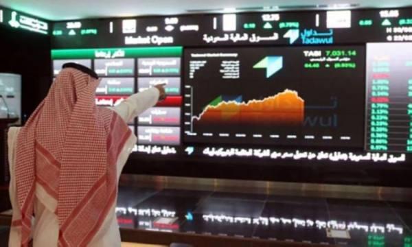 مؤشر سوق الأسهم السعودية يغلق مرتفعاً عند مستوى 9962 نقطة