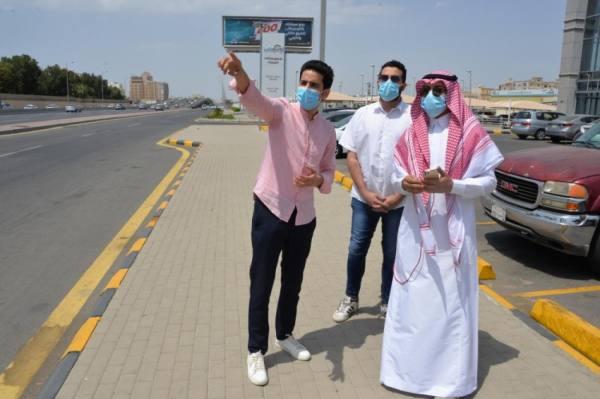 سكان الصفا والربوة بجدة يطالبون بكباري مشاة إضافية فوق طريق الأمير ماجد