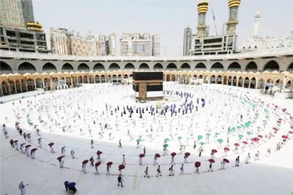 رفع الطاقة التشغيلية للمسجد الحرام خلال رمضان