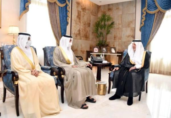 الفيصل يبحث مع السفير الإماراتي